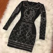 dress,black dress,black dress with silver sparkles