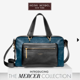 Mercer Haircalf Camera Satchel