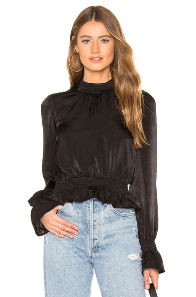 Tularosa I'm Yours Top in black