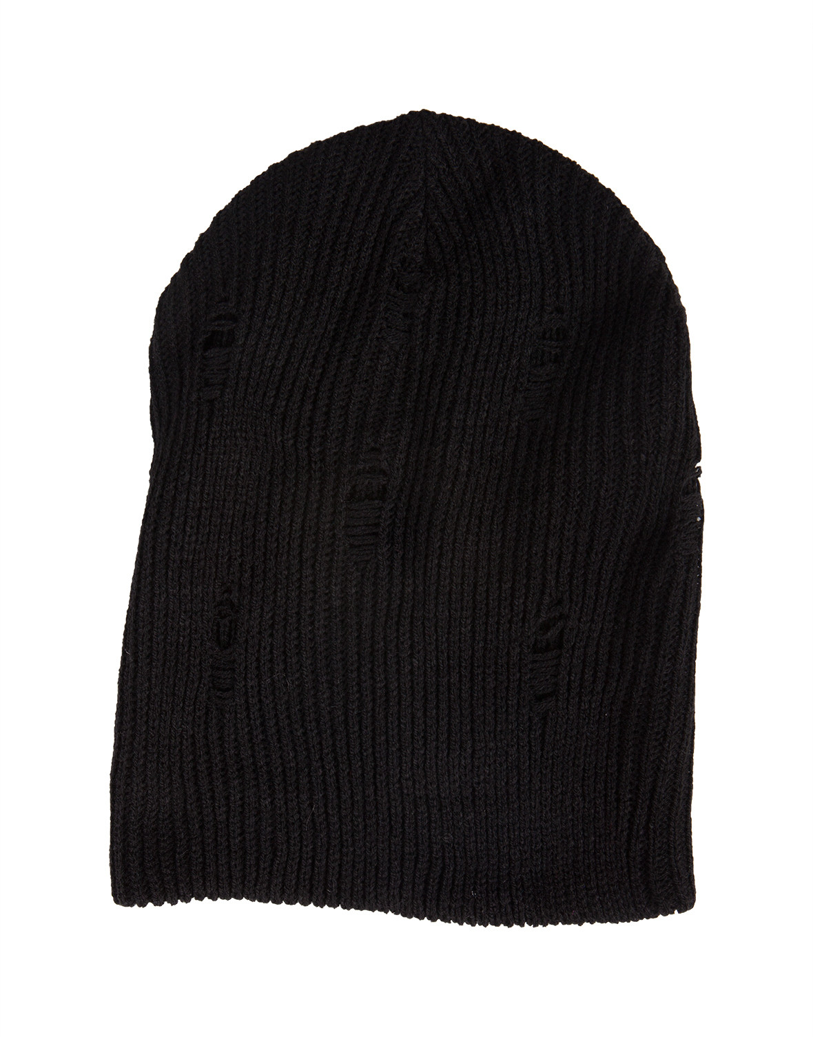 Shredded Knit Beanie | 2020AVE