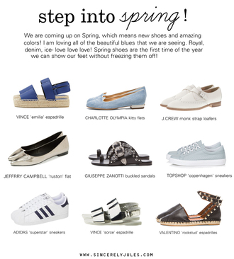 sincerely jules blogger shoes flats sneakers
