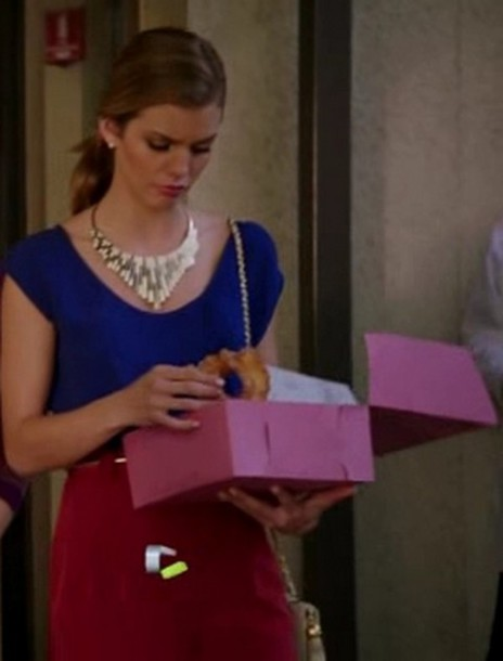 jewels necklace 90210 annalynne mccord