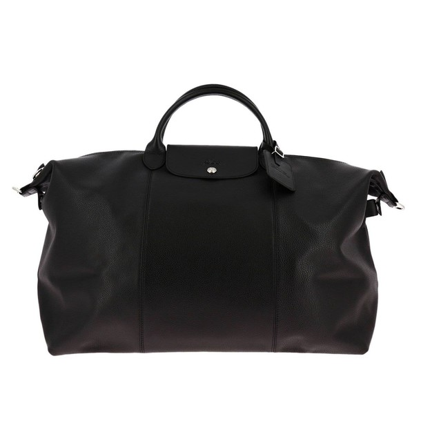 Longchamp women bag shoulder bag black