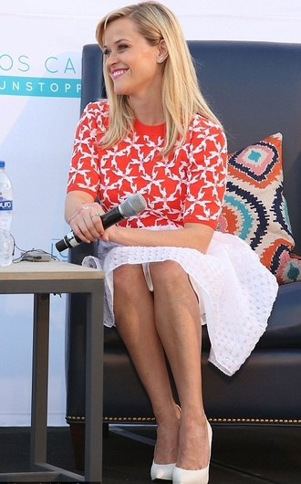 skirt top blouse reese witherspoon