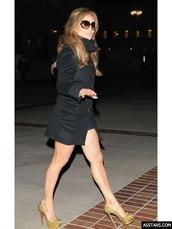 shoes,jennifer lopez heels,golden leather,lady peep toe,sequined spike,red bottom,platform stiletto,140 mm,pumps