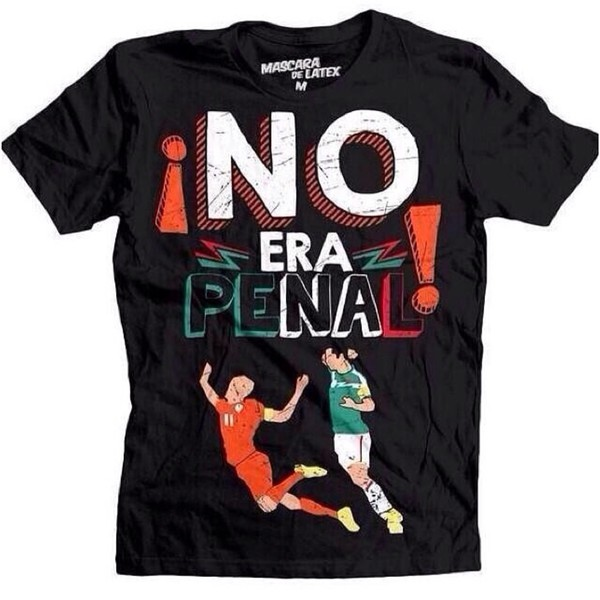 mexico t-shirt soccer team world cup 2014