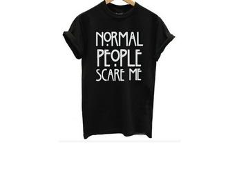shirt letter t-shirts printed t-shirt