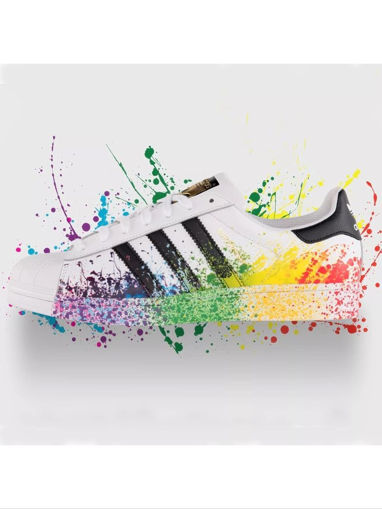 Adidas Superstar Womens Size 7
