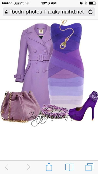 dress different shades of purple different shades of purple bustier dress