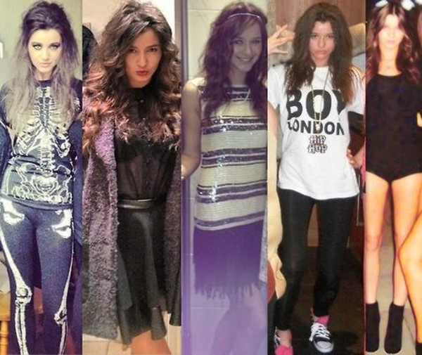 shirt eleanor calder pants skirt shoes tank top dress