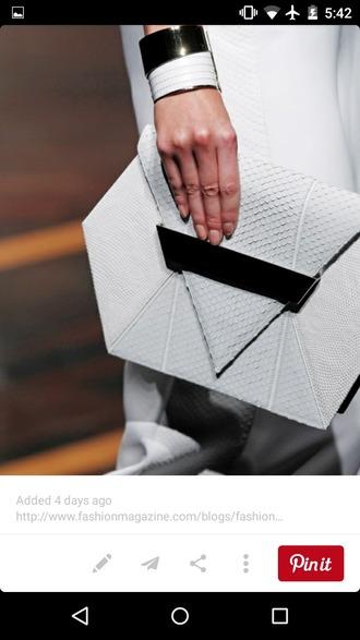 bag envelope clutch oversized envelope clutch clutch white accessories