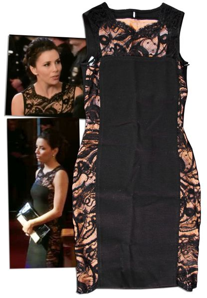 Lot Detail - Eva Longoria Screen-Worn Pucci Dress From the Final Season of ''Desperate Housewives''