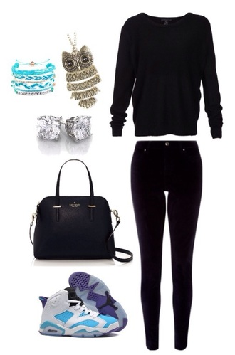 bag sweater skinny jeans jordans jewelry black jeans pants jeans shoes jewels