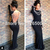 Aliexpress.com : Buy Fashion New Arrival Round Neck Long Sleeves Pearl Open Back Black Mermaid Evening Dresses New Special Occasion Dress from Reliable dress mirror suppliers on SFBridal