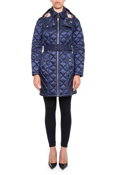Burberry parka coat