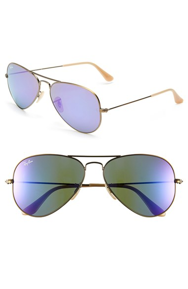 Ray-Ban 'Original Aviator' 58mm Sunglasses | Nordstrom