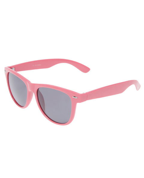 Basic Glossy Wayfarer Sunglasses | Wet Seal