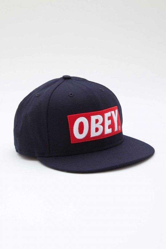 classic material new era hat hats and caps obey