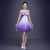 dress,prom,short prom dress,skirt,sexy dress,formal dress,party dress,gown,ball,chiffon,sequins,evening outfits,graduation,cocktail,gradient,purple dress