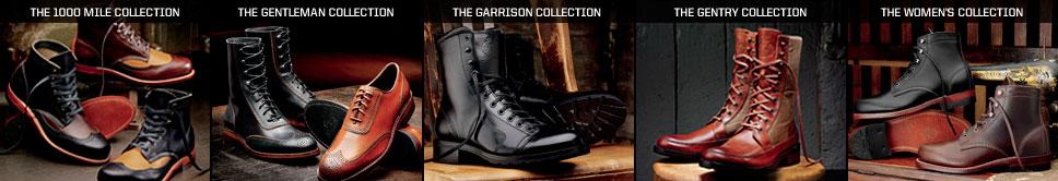 Wolverine 1000 Mile Vintage Boots and Shoes - Shop Wolverine.com