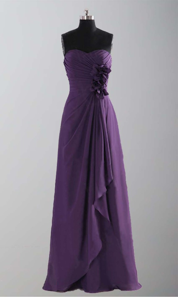 long bridesmaid dress purple dress purple bridesmaid dresses uk empire waist dress ruffle sweetheart dress