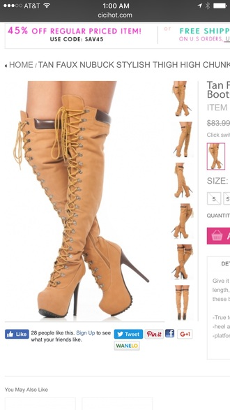 shoes over the knee boots high heels boots lace up boots platform lace up boots knee high boots