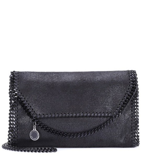 Stella McCartney mini shoulder bag mini bag shoulder bag black