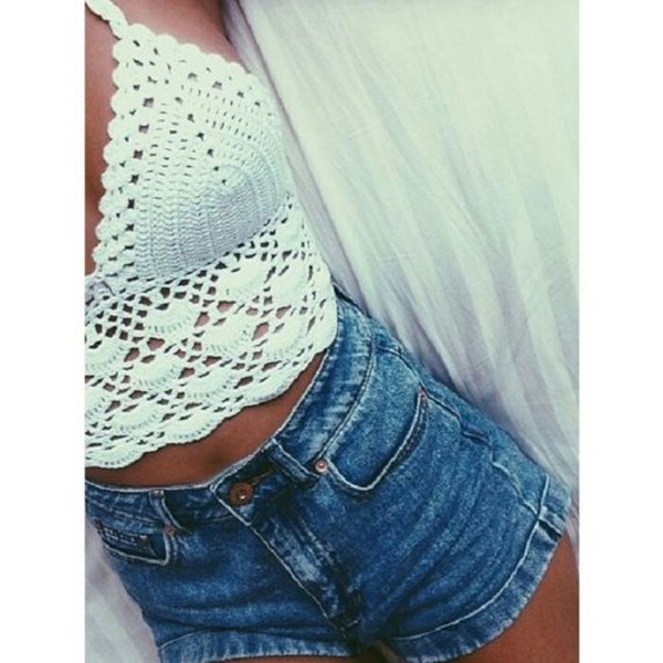 lace top crop tops bralette