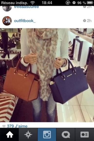bag bags camel blue pretty beautifull