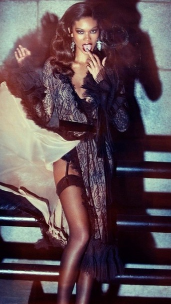 haute couture lingerie dress