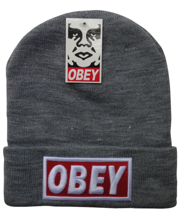OBEY Beanies  Our Store provides more than 500 beanies.