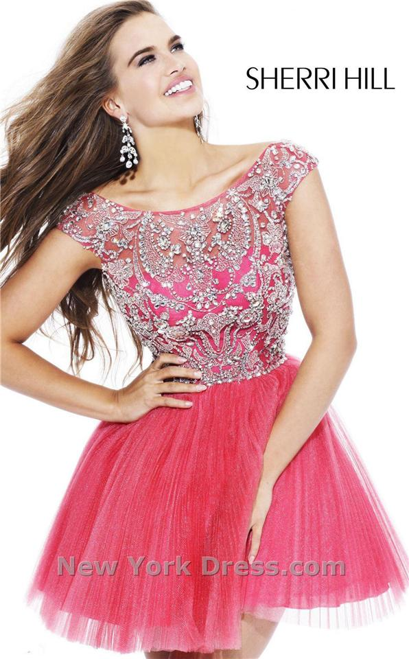 Sherri Hill 2814 Dress - NewYorkDress.com