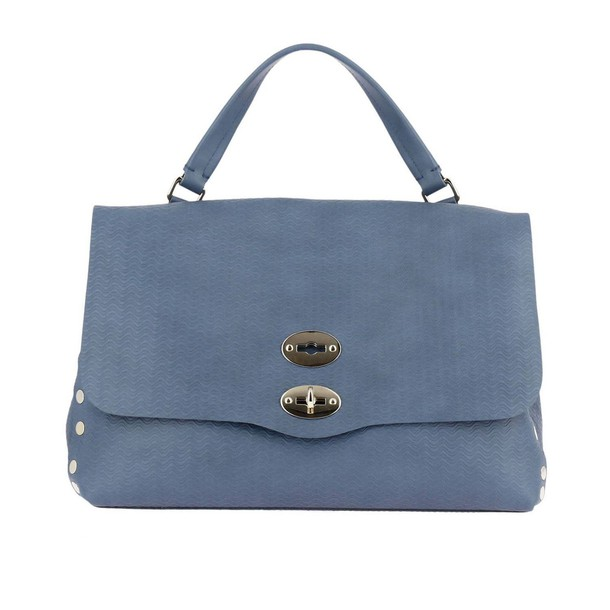 Zanellato women blue bag