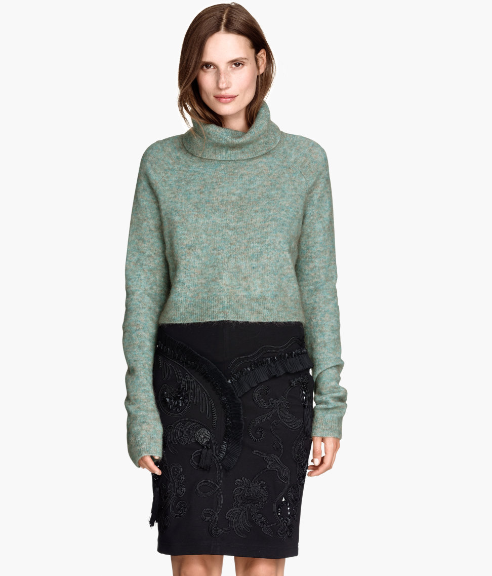 H&M Turtleneck Sweater $59.95