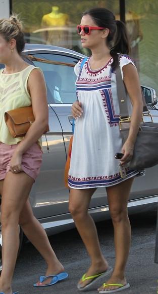 rachel bilson dress maternity dress