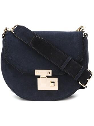 paris bag crossbody bag blue