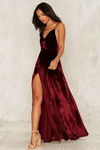 Sexy Harness Backless Dress
