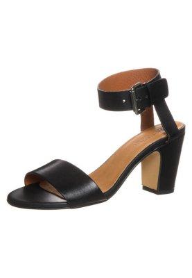 Shoebiz Sandalette - vaqueta negro - Zalando.de