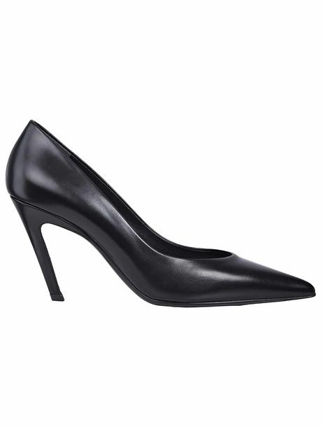 Balenciaga classic pumps black shoes