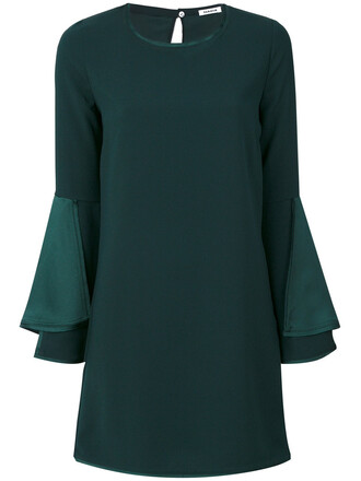 dress women green