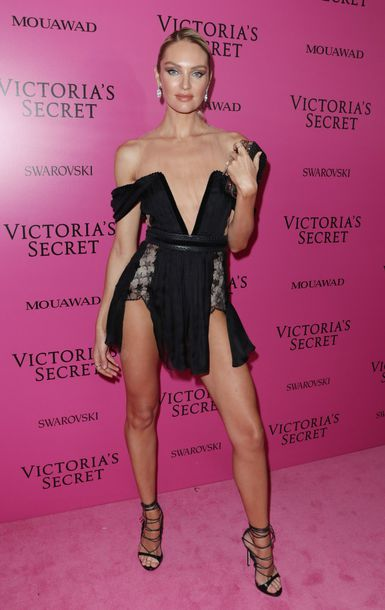 dress mini dress model plunge dress sandals shoes candice swanepoel victoria's secret victoria's secret model