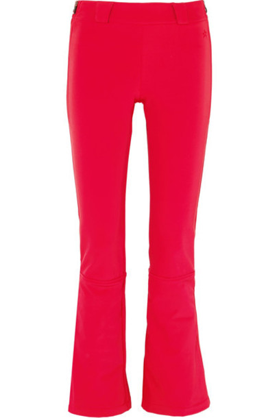 Perfect Moment pants ski pants red
