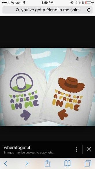 shirt toy story matching shirts