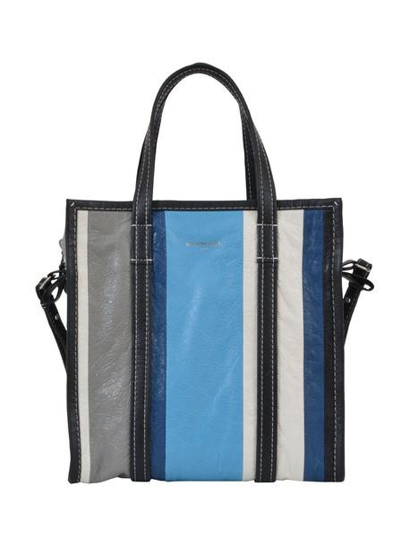 Balenciaga bag light blue light blue