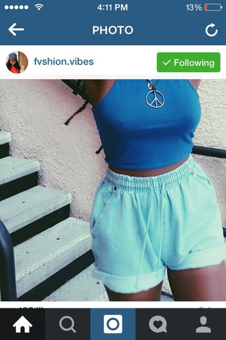 shorts style vintage tumblr instagram clothes