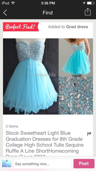 bustier dress prom dress blue dress grad dress strapless tube dress tube tutu tutu dress grad grad dresses graduation dress
