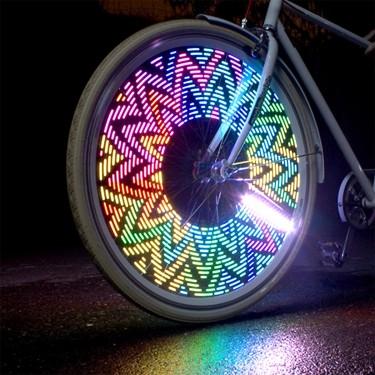 Monkeylectric éclairage led pour vélo