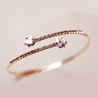 jewels diamond bracelet jewelry bracelets gold bracelet heart heart jewelry diamonds hand jewelry