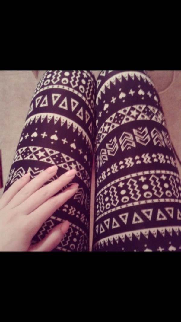 pants black leggings hipster goth grunge rosy style pattern tights