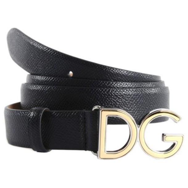 belt logo belt silver black belt leather belt dolce and gabbana